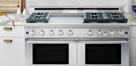 American Range 60 inch Stove for Home Use