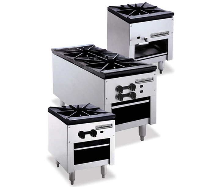 Industrial Kitchen Ovens For Sale: Commercial Restaurant Ranges And Equipment From American Range