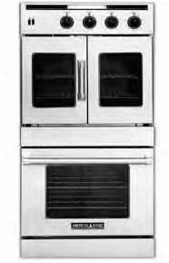 French Door Wall Oven